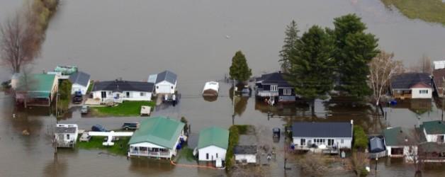 Wake up World, it's flooding!
